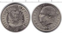 Каталог монет - монета  Гаити 10 сентим
