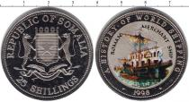 Каталог монет - монета  Сомали 25 шиллингов