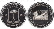 Каталог монет - монета  Экваториальная Гвинея 1000 шиллингов