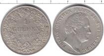 Каталог монет - монета  Шварцбург-Рудольфштадт 1 гульден