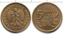 Каталог монет - монета  Польша 5 грош