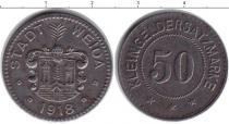 Каталог монет - монета  Саксония 50 пфеннигов