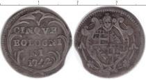Каталог монет - монета  Болонья 5 болоньино
