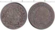 Каталог монет - монета  Парма 3 лиры