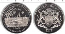 Каталог монет - монета  Гайана 2000 долларов