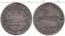Каталог монет - монета  Брауншвайг-Люнебург 1/12 талера