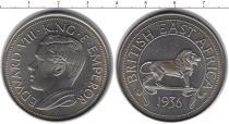Каталог монет - монета  Восточная Африка 1 крона