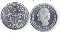 Каталог монет - монета  Хатт-Ривер 5 центов