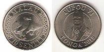 Каталог монет - монета  Тонга 10 сенити