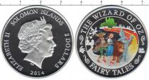 Каталог монет - монета  Соломоновы острова 2 доллара
