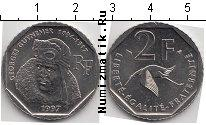 Каталог монет - монета  Франция 2 франка