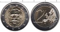 Каталог монет - монета  Словения 2 евро