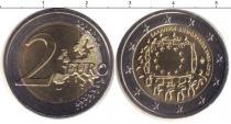 Каталог монет - монета  Греция 2 евро