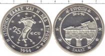 Каталог монет - монета  Греция 25 экю