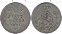 Каталог монет - монета  Гессен-Кассель 1/6 талера