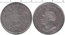 Каталог монет - монета  Саксен-Майнинген 1 гульден