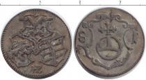 Каталог монет - монета  Саксония 3 крейцера