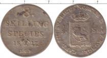 Каталог монет - монета  Норвегия 8 скиллингов