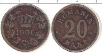 Каталог монет - монета  Румыния 20 бани