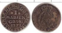 Каталог монет - монета  Брауншвайг-Люнебург-Каленберг-Ганновер 1 грош