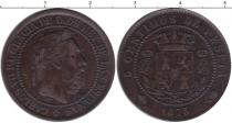 Каталог монет - монета  Испания 5 сентим