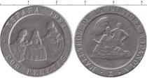 Каталог монет - монета  Испания 200 песет