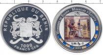 Каталог монет - монета  Бенин 1000 франков