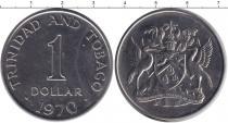 Каталог монет - монета  Тринидад и Тобаго 1 доллар