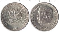 Каталог монет - монета  Гаити 50 сентим