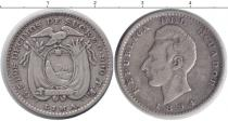 Каталог монет - монета  Эквадор 20 сукре