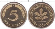 Каталог монет - монета  Германия 5 пфеннигов
