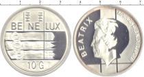 Каталог монет - монета  Бельгия 10 гульденов