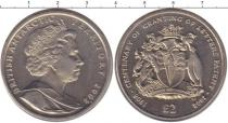 Каталог монет - монета  Арктика 2 фунта