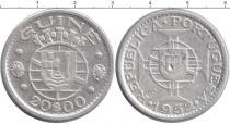 Каталог монет - монета  Гвинея-Бисау 20 эскудо
