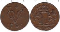 Каталог монет - монета  Нидерландская Индия 2 дьюита