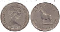 Каталог монет - монета  Родезия 2 1/2 шиллинга
