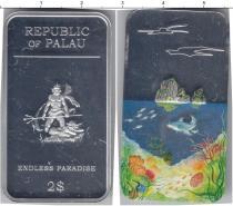 Каталог монет - монета  Палау 2 доллара