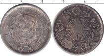 Каталог монет - монета  Япония 20 сен