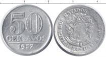 Каталог монет - монета  Бразилия 50 сентаво