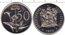 Каталог монет - монета  ЮАР 50 центов