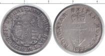 Каталог монет - монета  Британская Гвиана 1/8 доллара