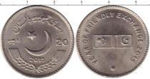 Каталог монет - монета  Пакистан 20 рупий