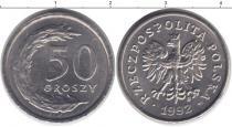 Каталог монет - монета  Польша 50 грош