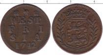 Каталог монет - монета  Западная Фризия 1 стювер