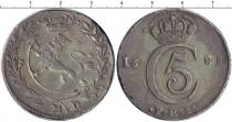 Каталог монет - монета  Норвегия 4 марки