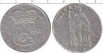 Каталог монет - монета  Голландия 1 гульден