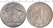Каталог монет - монета  Чехословакия 1000 крон