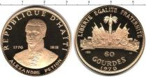 Каталог монет - монета  Гаити 60 гурдов