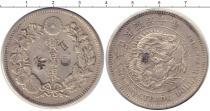 Каталог монет - монета  Япония 1 доллар