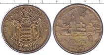Каталог монет - монета  Монако Медаль